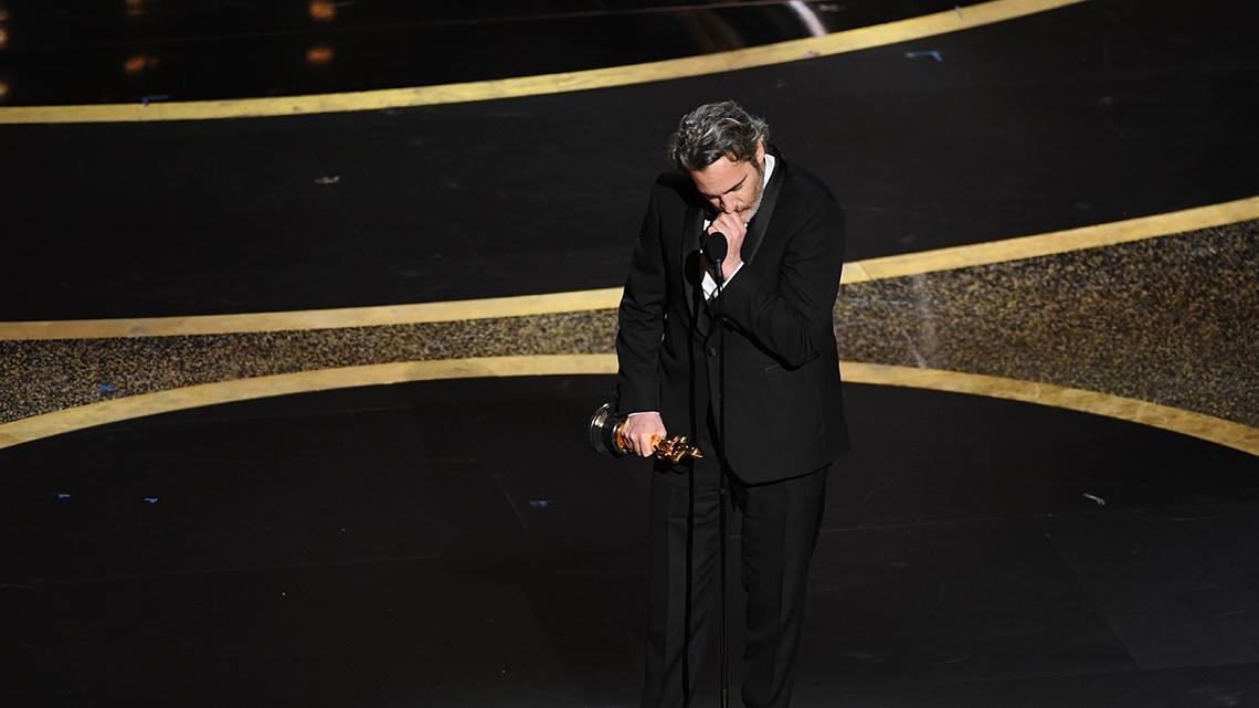 Joaquin Phoenix: il suo discorso agli Oscar 2020 ha commosso il web