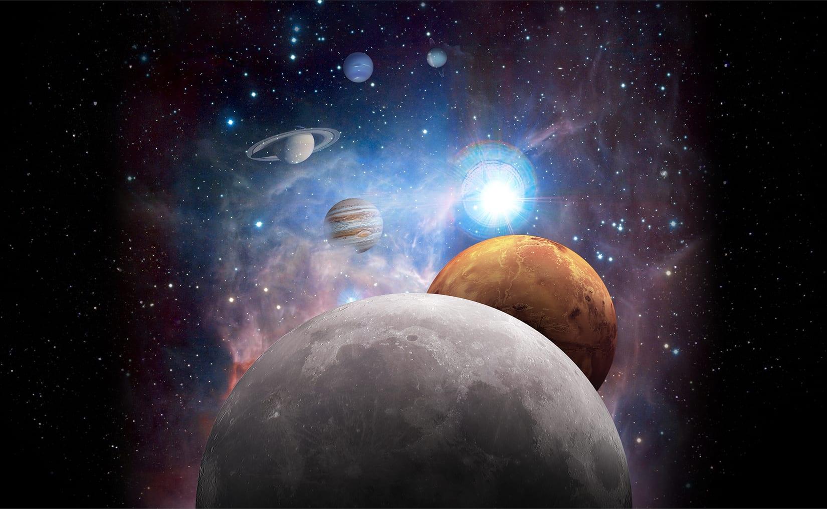 Dalla Luna a Marte: come il nostro satellite ci porterà sul pianeta rosso