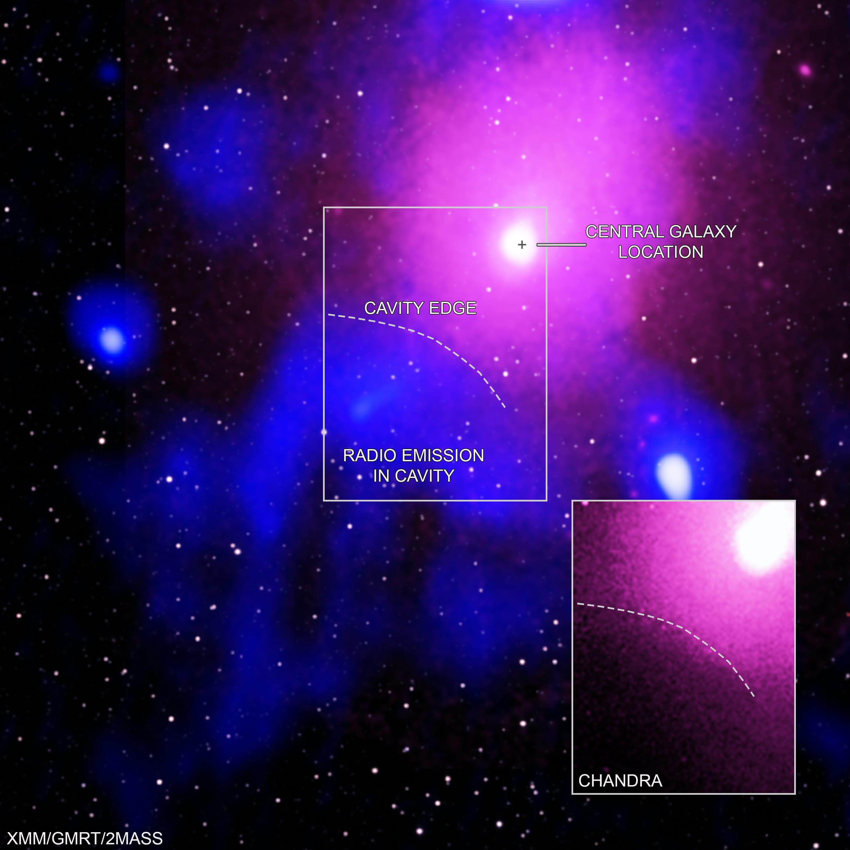 Osservata la più grande esplosione nella storia dell'universo