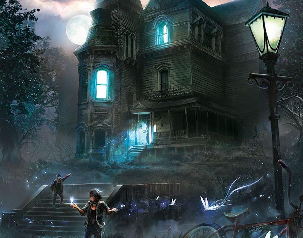 Mystery House: una casa stregata in formato tascabile