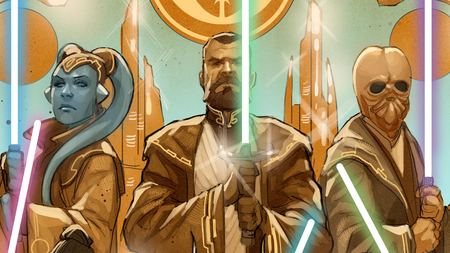Star Wars: The High Republic, il trailer di una nuova fase nel canone