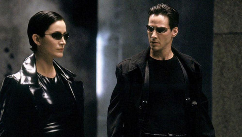 Matrix Neo e Trinity