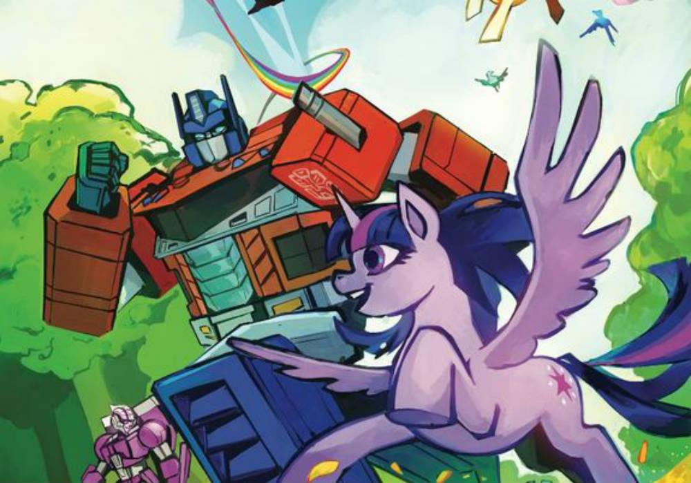 Transformers/My Little Pony, in arrivo il crossover tra i giocattoli Hasbro