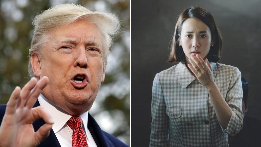 Parasite: Donald Trump critica la vittoria agli Oscar del film coreano