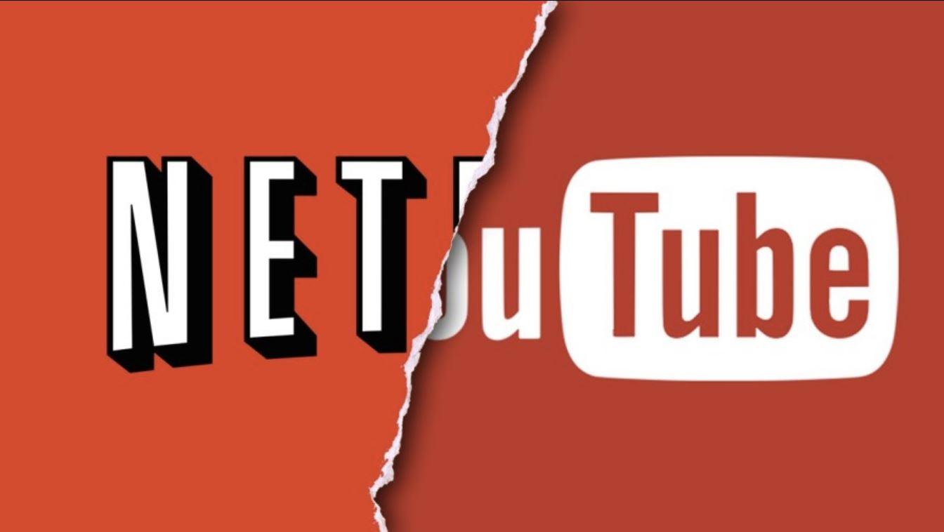Youtube è il più grande rivale di Netflix, dice un nuovo report