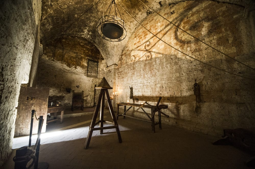 Alla scoperta dei sotterranei di Narni