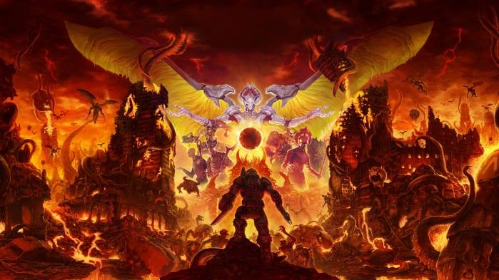 Doom Eternal migliori videogiochi 2020