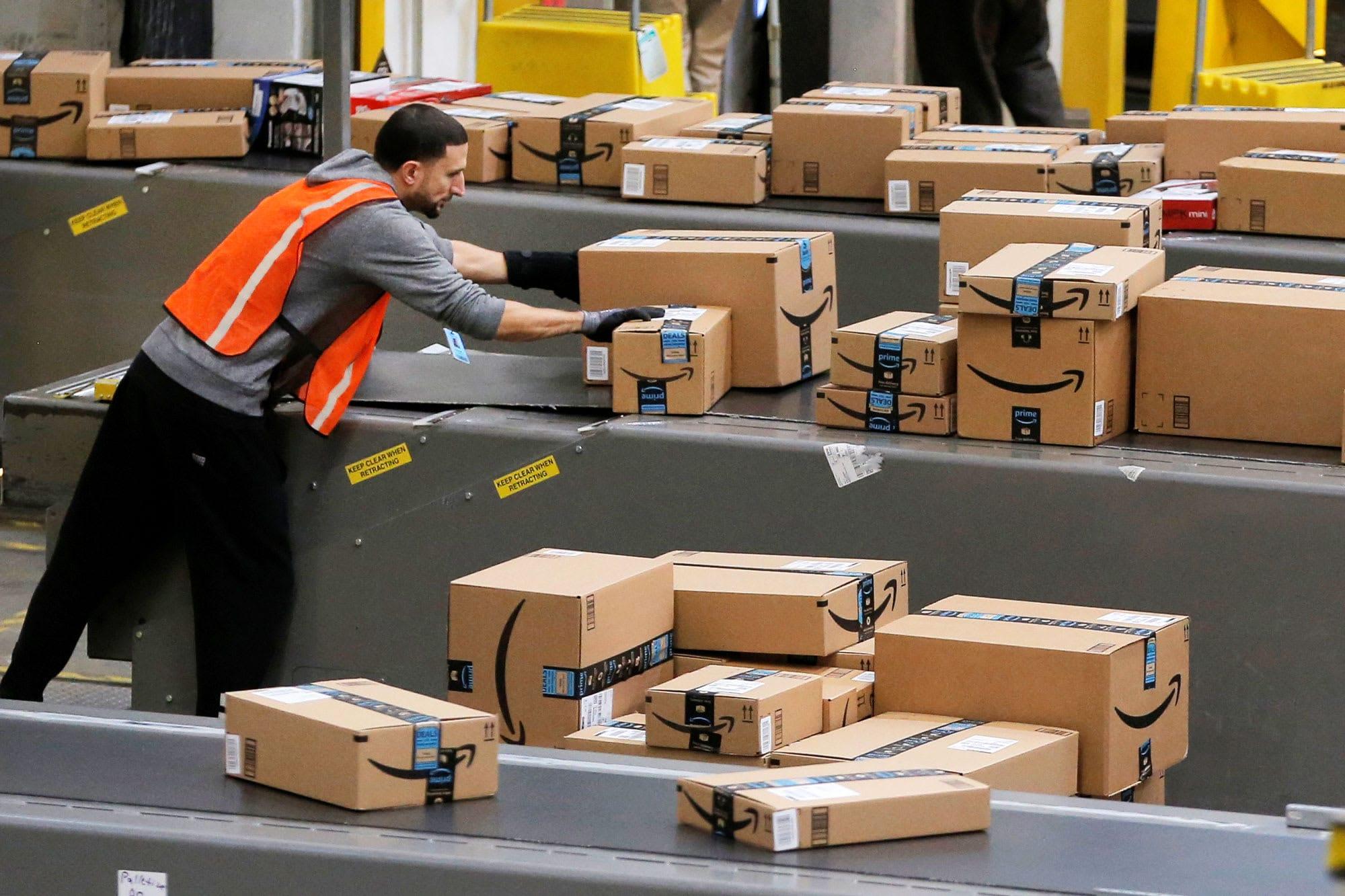 Amazon userà videocamere e IA per monitorare gli autisti