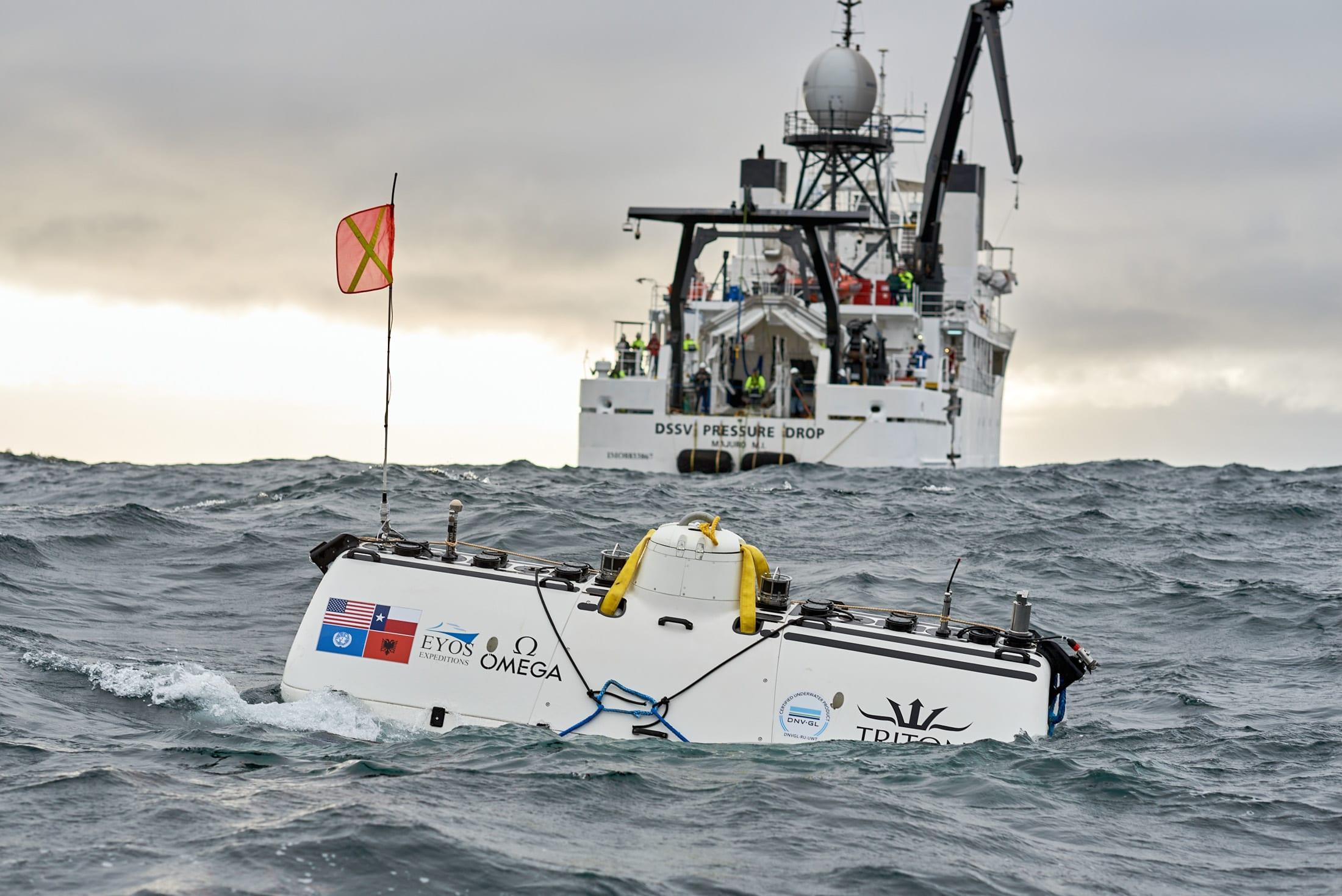 EYOS Expeditions: aperti i viaggi verso il punto più profondo della Terra
