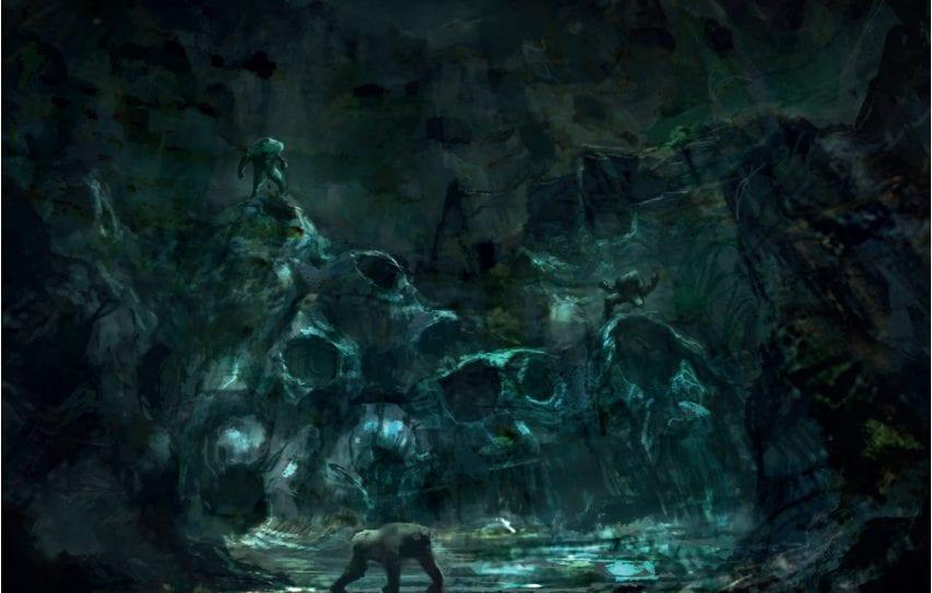 Rappan Athuk - caverna