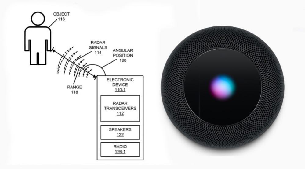 Apple HomePods Radar