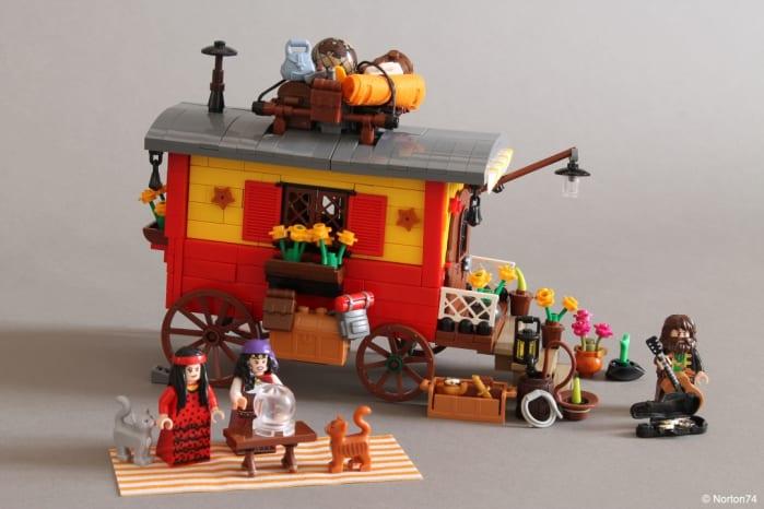 Gypsy Wagons