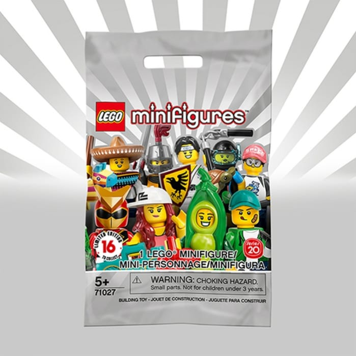 Collectible Minifigure