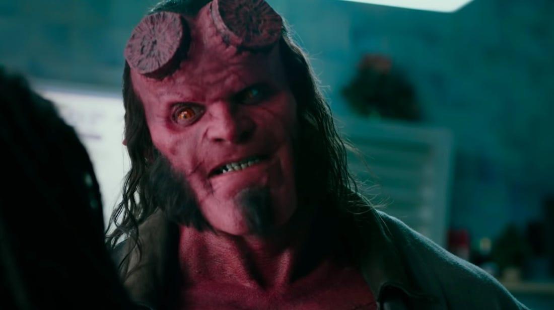 Hellboy: per David Harbour il flop del film è colpa dei fan di Del Toro