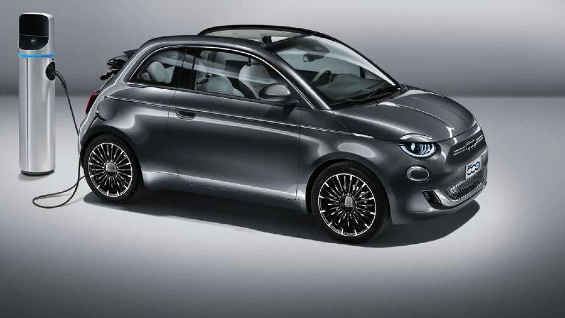 Fiat 500e: l'elettrica svelata in tutti i dettagli