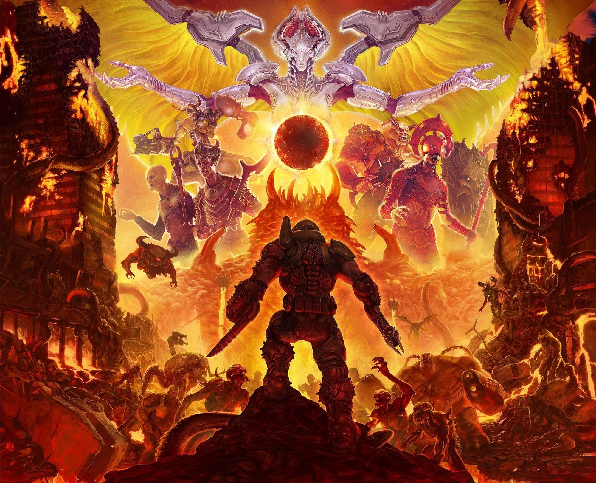 Doom Eternal, la recensione: fuoco e sangue in un massacro senza fine