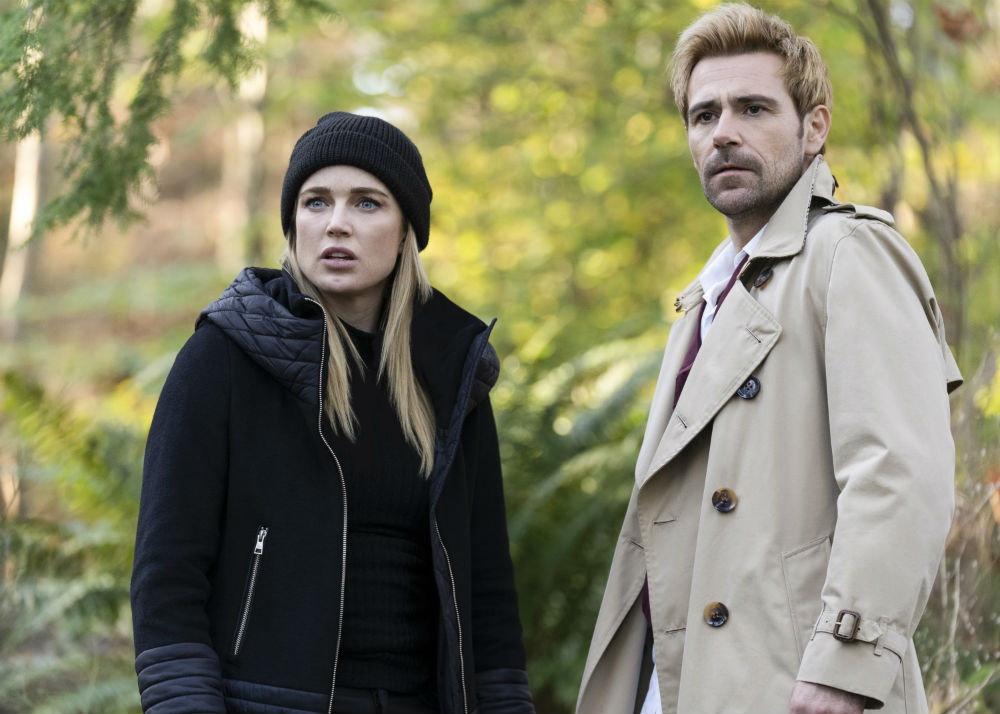 DC's Legends of Tomorrow, svelato un collegamento con Supernatural