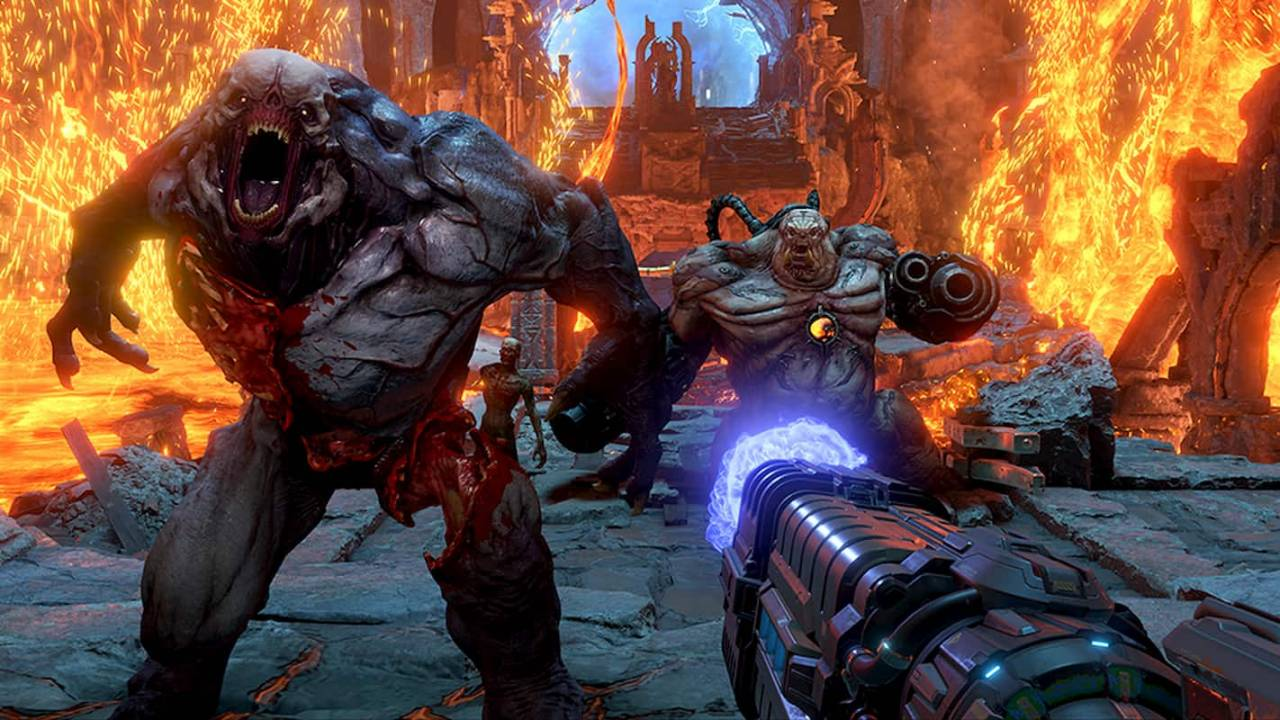 DOOM Eternal: la Battlemode si mostra al PAX East 2020