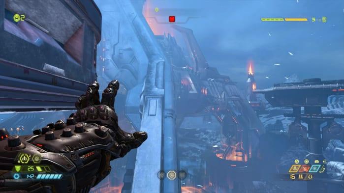 Doom Eternal Platform