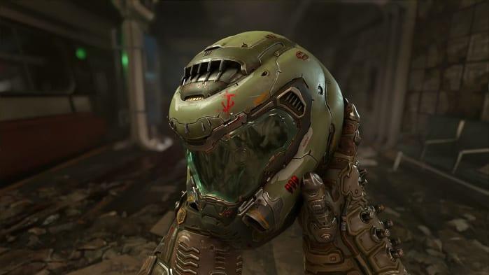 Doom Eternal Helmet