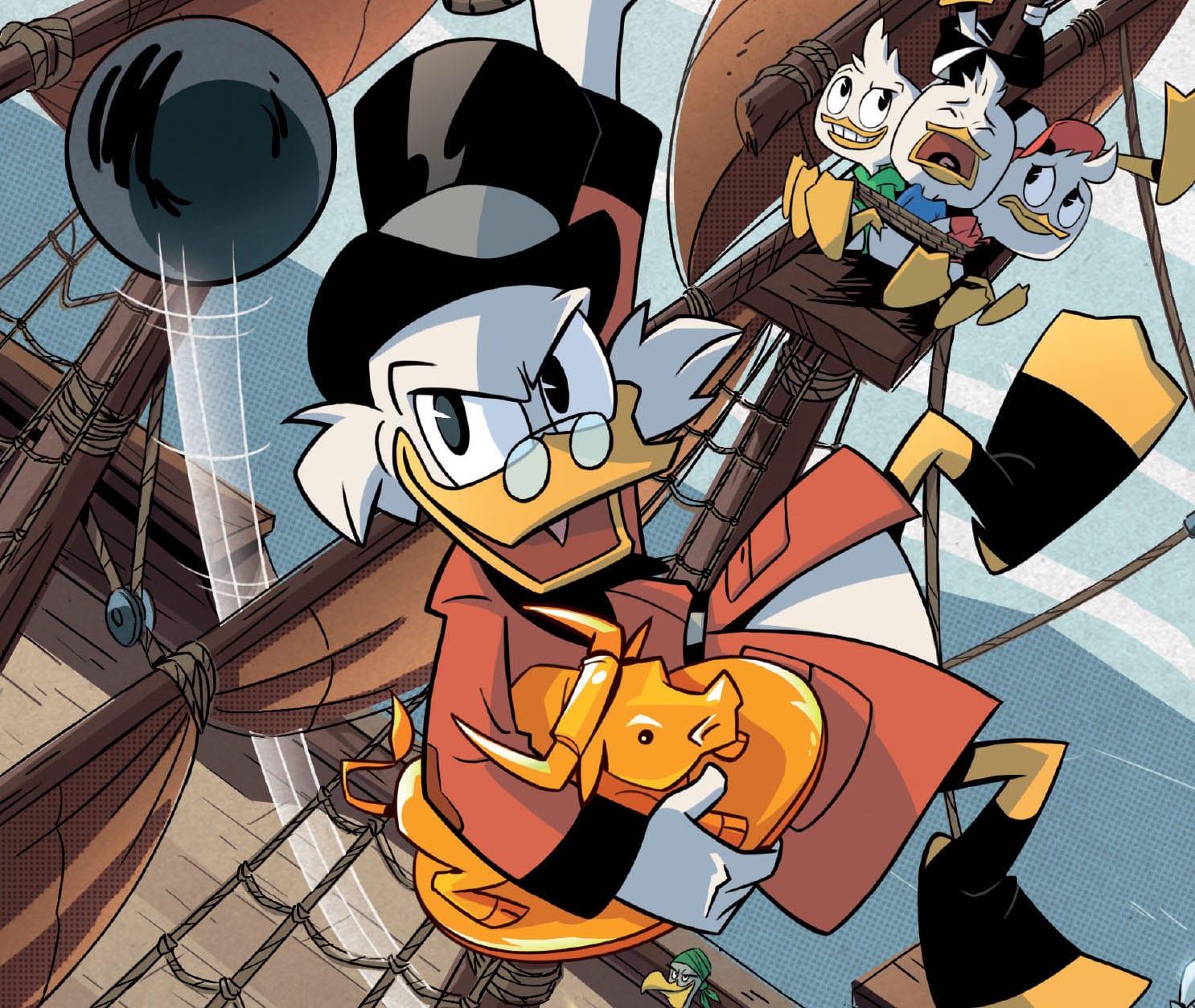 DuckTales arriva in edicola
