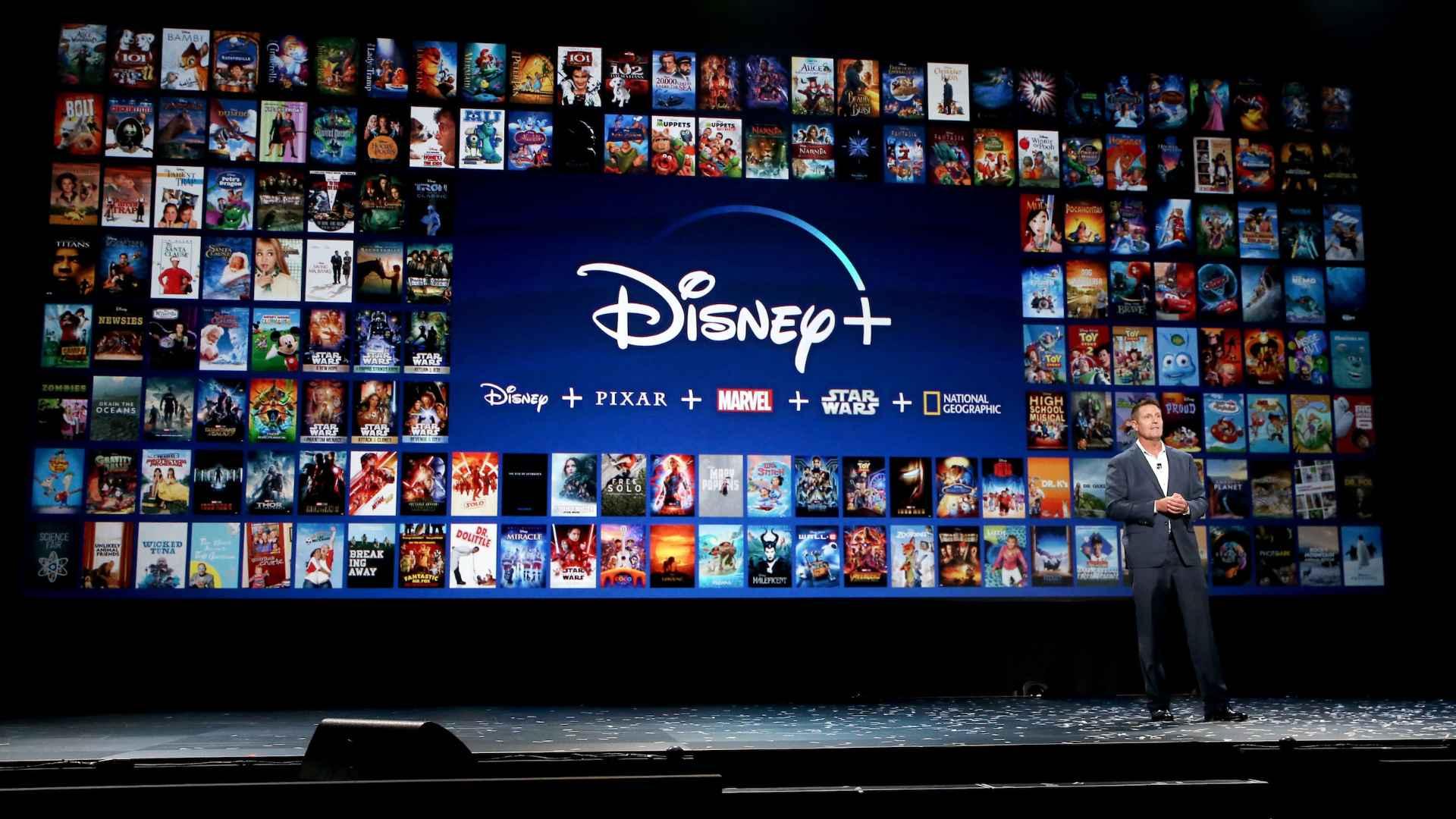 Disney+ catalogo