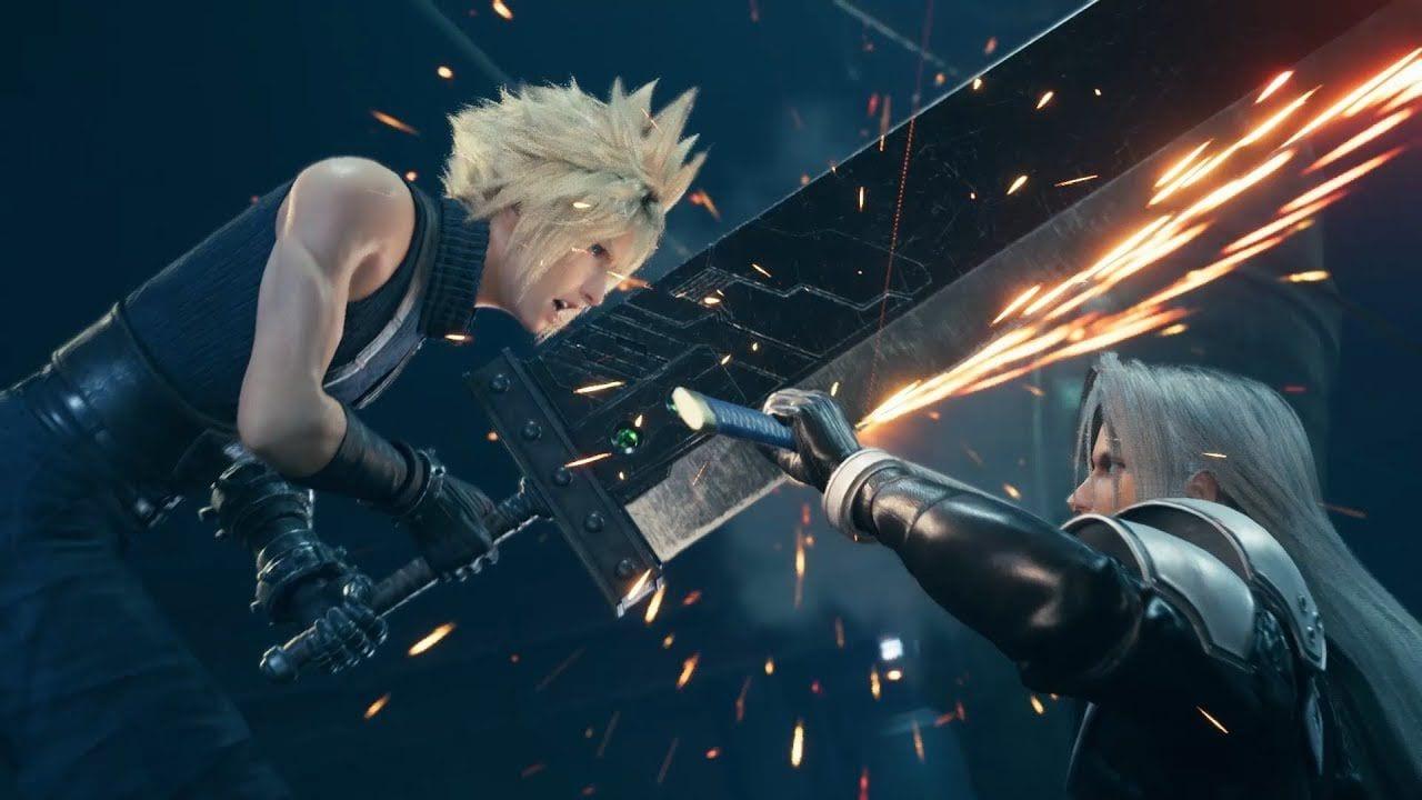 Final Fantasy VII Remake: anteprima italiana