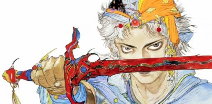 Final Fantasy II Amano