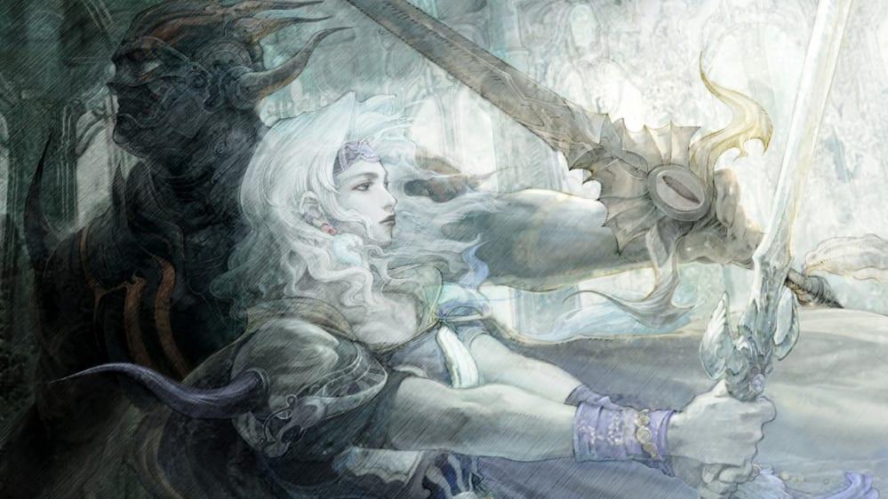 Final Fantasy IV Amano