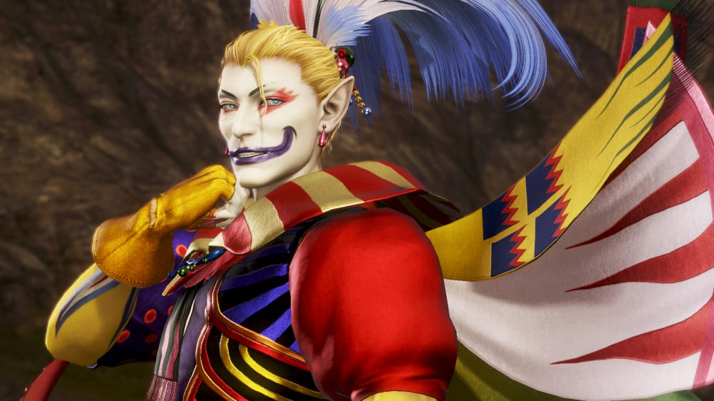 Final Fantasy VI Kefka