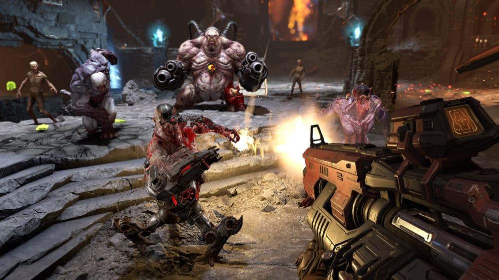 Doom Eternal Arena