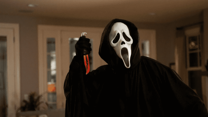 icone cinema horror, ghostface