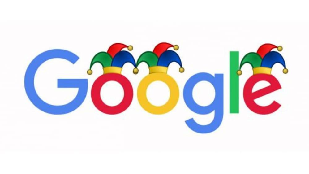 Google Pesce d'Aprile