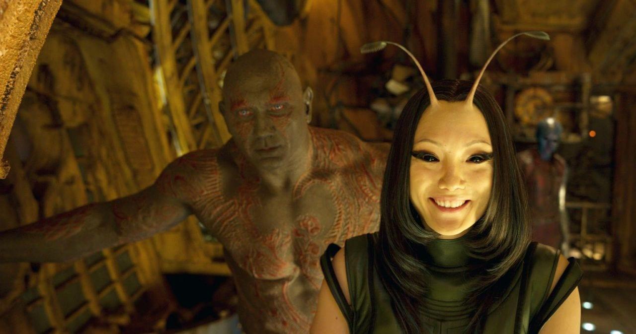 Guardiani della Galassia: possibile uno spin-off su Drax e Mantis