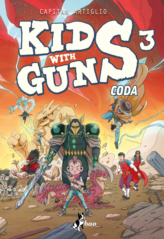 Capitan Artiglio: Kids With Guns 3