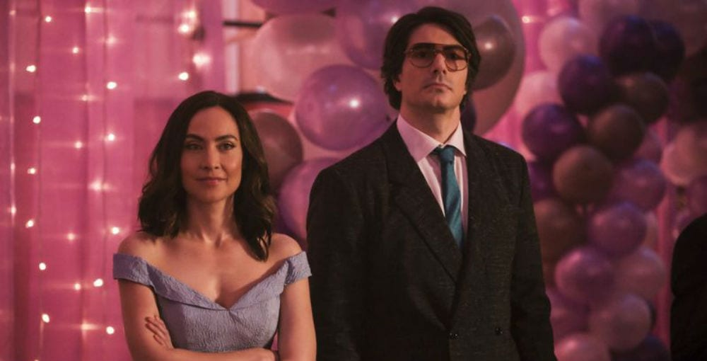 DC's Legends of Tomorrow, Brandon Routh non voleva lasciare la serie
