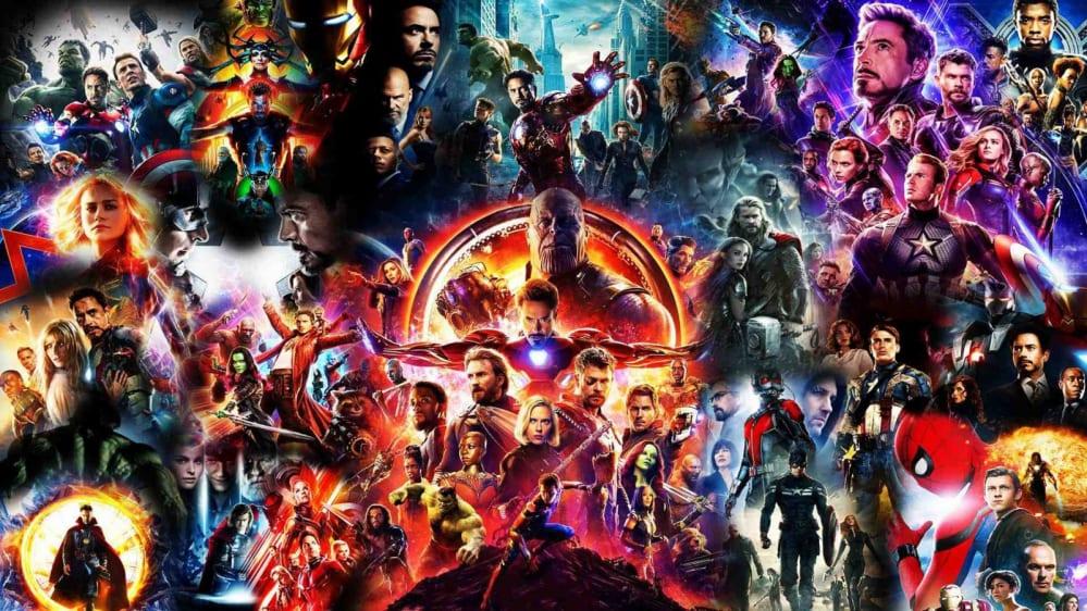 Ordine Film Marvel