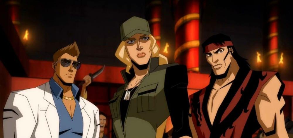 Mortal Kombat Legends: Scorpion's Revenge, il final trailer del film d'animazione