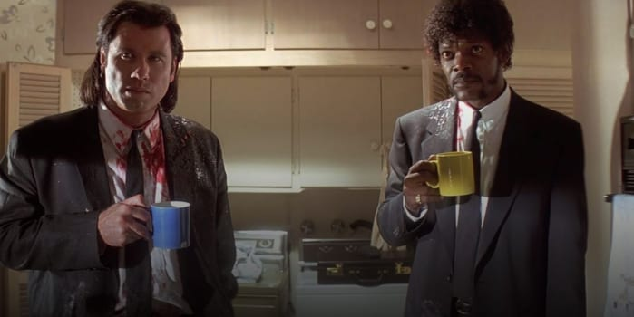 Pulp Fiction film da vedere su Amazon Prime Video