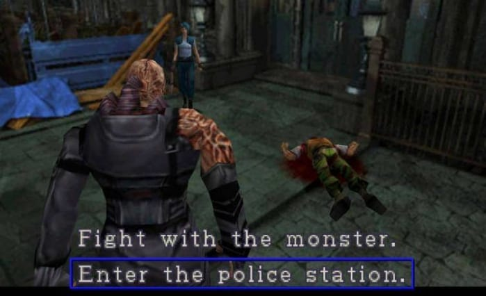 Resident-Evil-3-Nemesis-Scelte