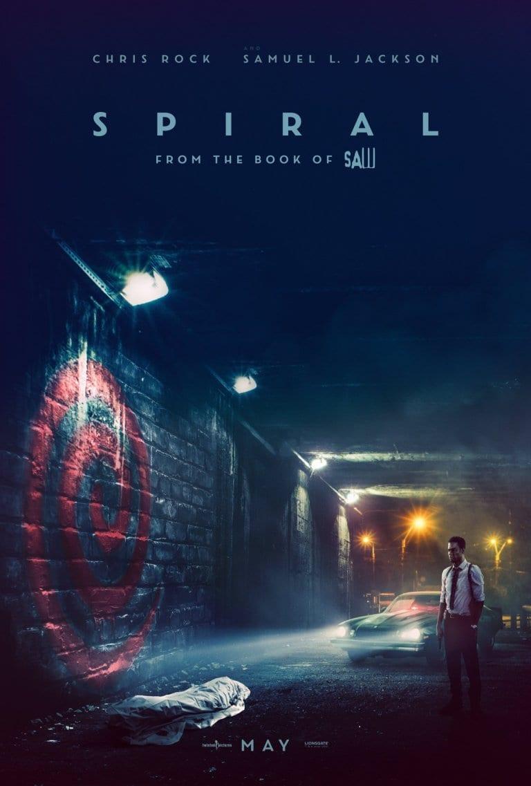 Spiral - L'eredità di Saw, poster