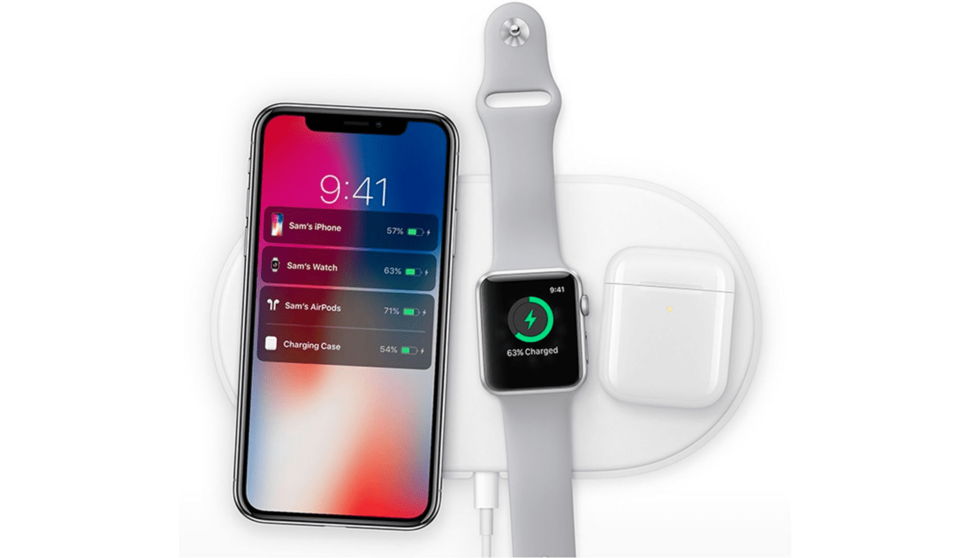 AirPower: Apple continua lavorare sul tappetino di ricarica wireless