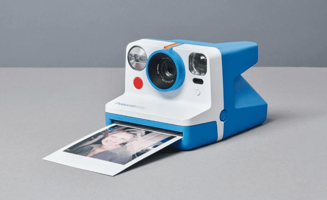 Polaroid Now: presentata la nuova instant camera analogica