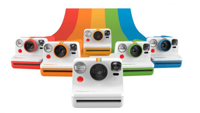 Polaroid Now gamma