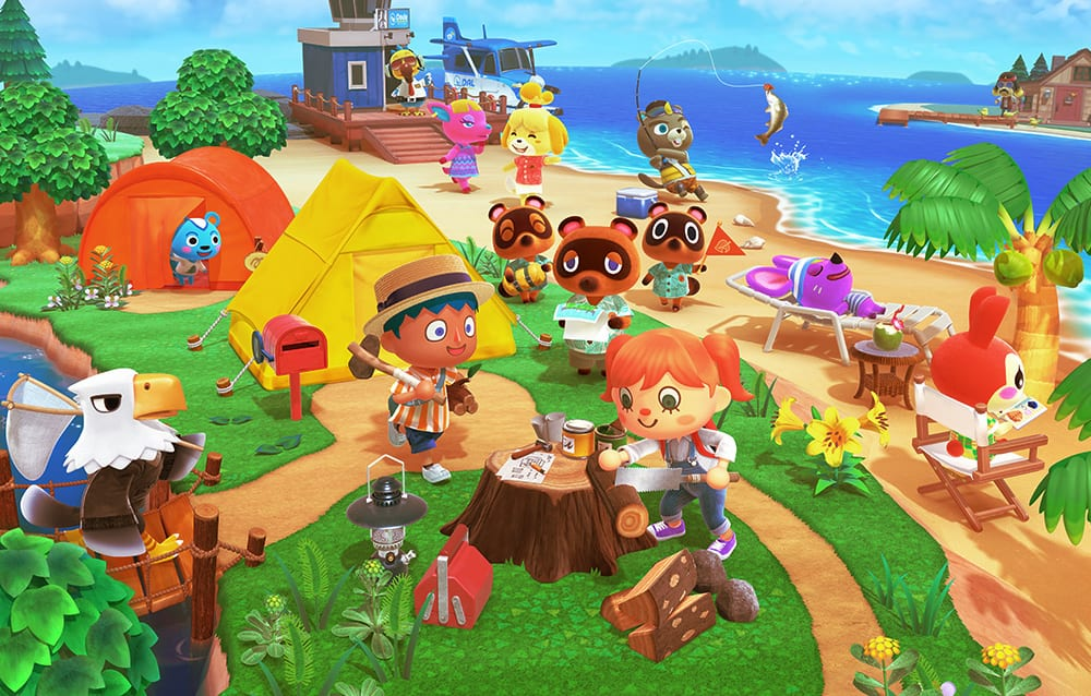 Animal Crossing: storia ed evoluzione della serie Nintendo