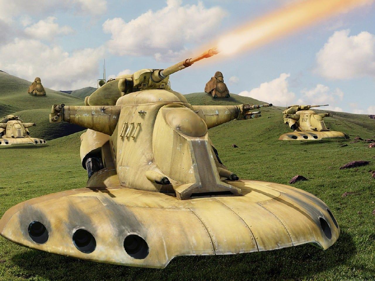 Carri armati equipaggiati con cannoni laser, li vedremo mai in guerra?