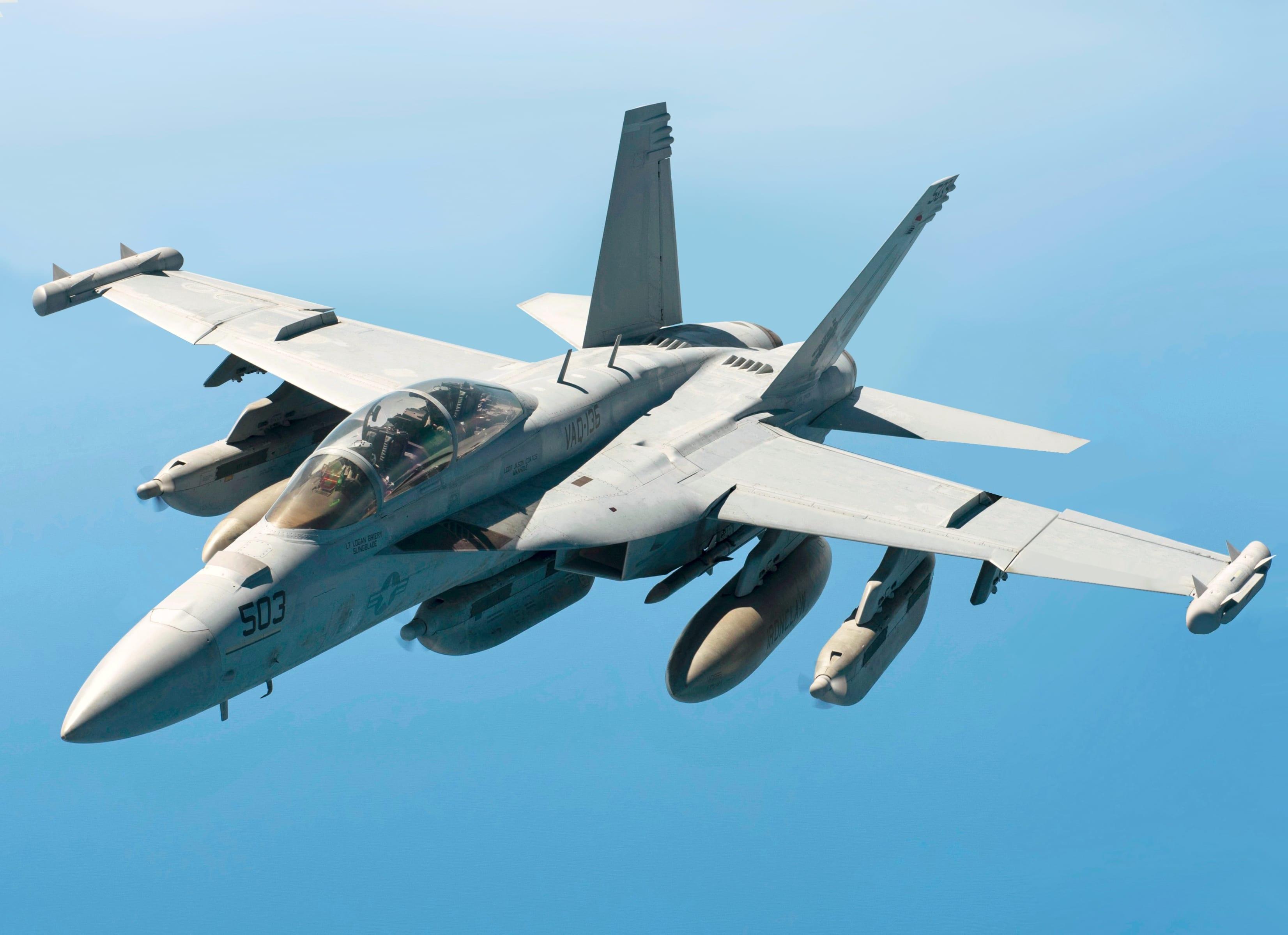 Jet senza pilota: la nuova frontiera dell'esercito USA