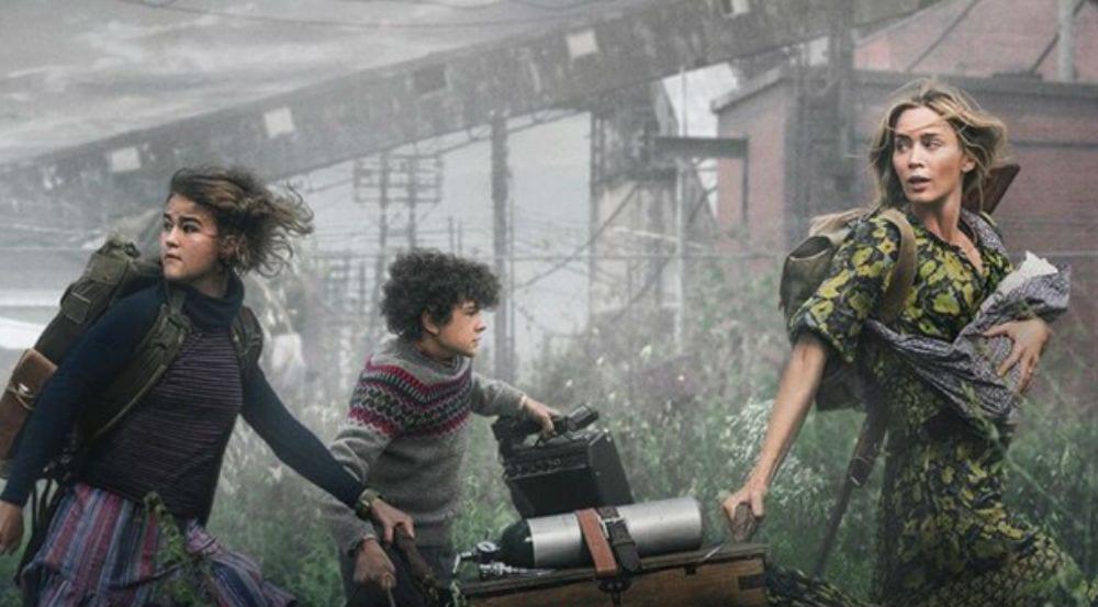 A Quiet Place 2, nuovo poster IMAX del film con Emily Blunt
