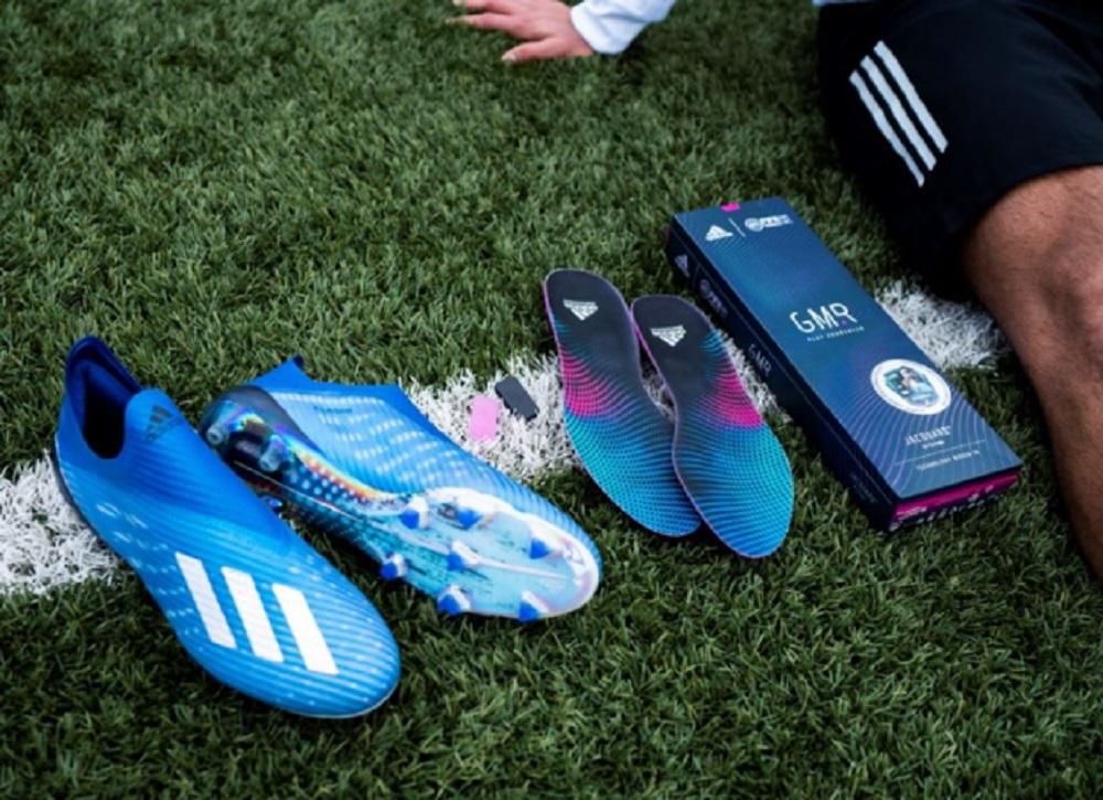 Adidas GMR: le solette che fanno incontrare calcio virtuale e reale in Fifa