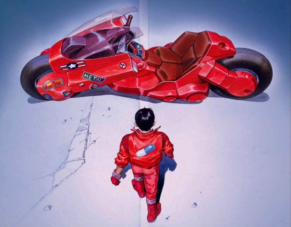 Akira, il manga di Katsuhiro Otomo torna con una nuova edizione